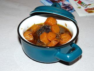 Daube de bœuf aux carottes