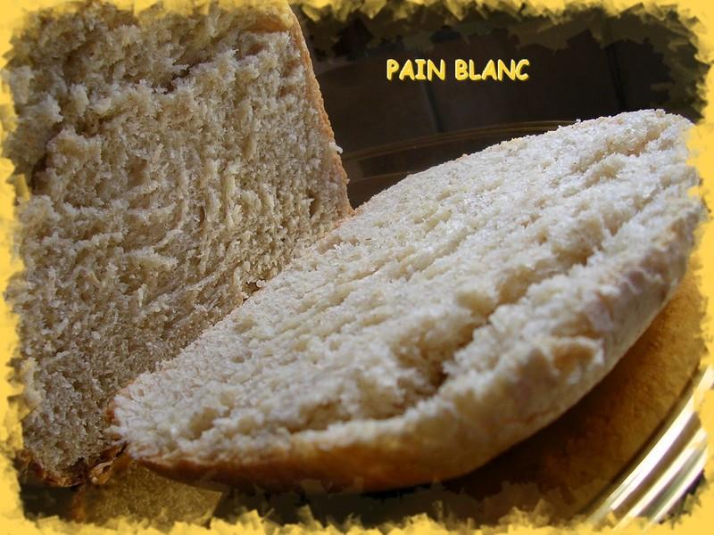 PAIN BLANC EN MAP, PREMIER ESSAI CONCLUANT!!