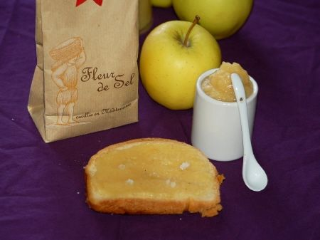 Crème à tartiner pomme/calvados